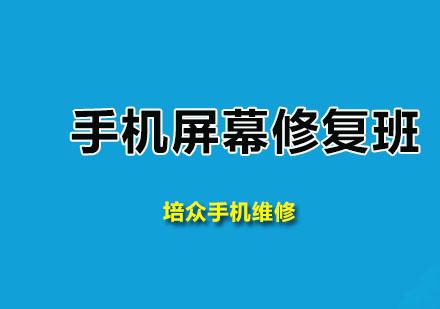 广州手机维修培训-手机屏幕修复班