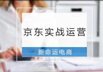 广州电商培训-京东实战运营班
