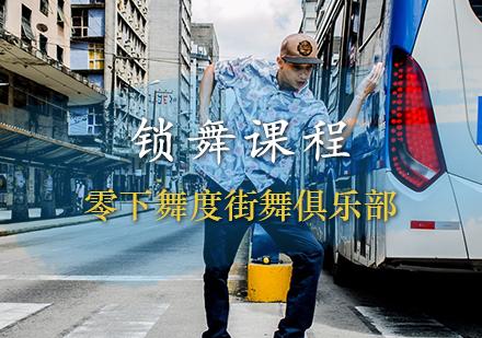 天津舞蹈培訓-鎖舞課程
