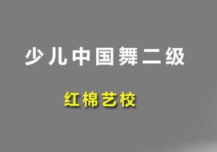 广州舞蹈培训-少儿中国舞二级培训