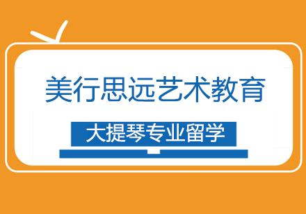 上海藝術留學培訓-大提琴專業留學