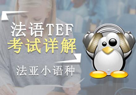 法語TEF考試詳解助你順利備考