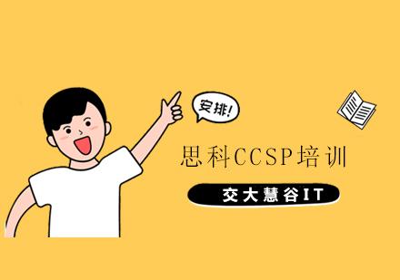 上海電腦IT培訓-思科CCSP培訓