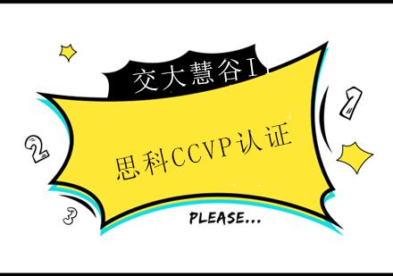 上海電腦IT培訓-思科CCVP認證