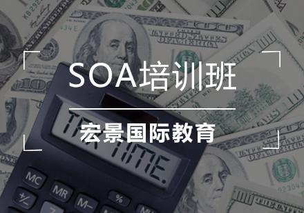 北京金融培訓-SOA培訓班