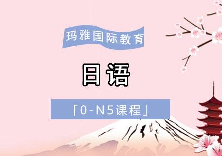 日語培訓「N5課程」