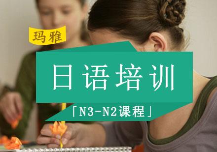 日語培訓「N3-N2課程」