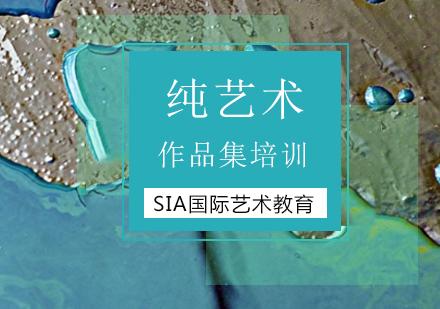 北京純藝術留學申請服務及作品集指導