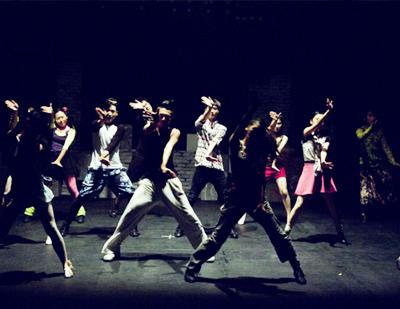 《這就是街舞》-天津零下舞度帶您領略街舞的魅力!