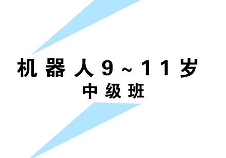 青島樂高培訓-機器人9~11歲中級班