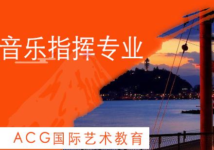 上海聲樂藝術培訓-音樂指揮專業