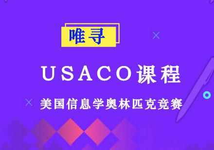 成都早教中小學培訓-USACO競賽課程