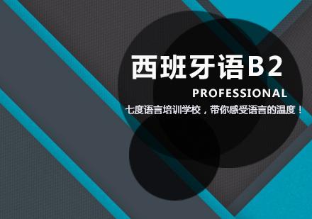 天津西班牙語培訓-西班牙語B2課程