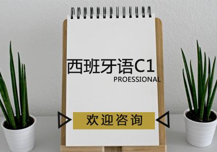 天津西班牙語培訓-西班牙語C1課程