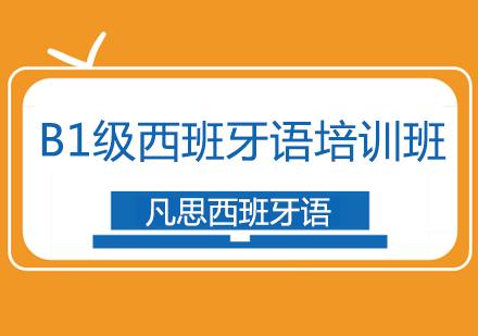 上海西班牙語培訓-B1級西班牙語培訓班