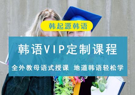 韓語VIP定制課程