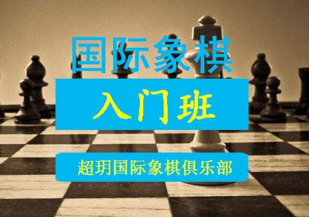 國際象棋入門培訓班