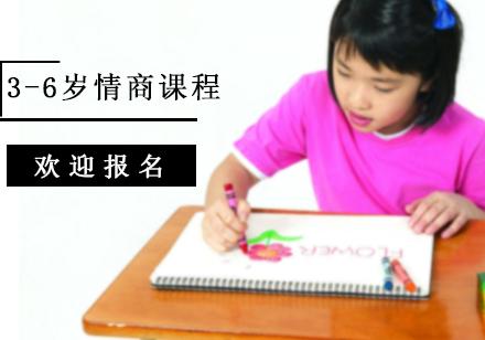 上海早教培訓-3-6歲情商課程
