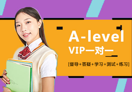 A-levelVIP一對一培訓班