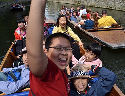 北京國際研學營培訓-新西蘭語言親子體驗營