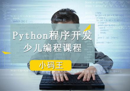 Python程序開發課程