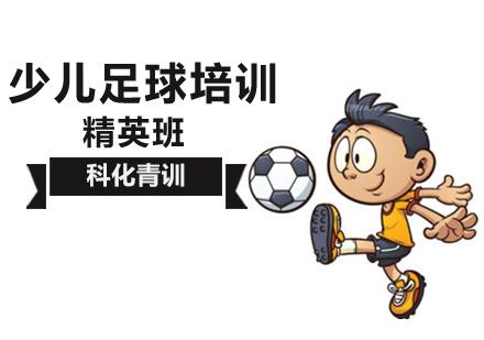 北京少兒足球培訓-少兒足球精英班