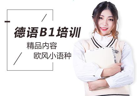 北京德語培訓-德語B1培訓班