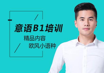 北京意大利語培訓-意語B1培訓班