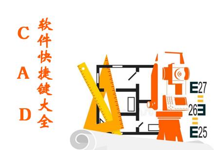 CAD軟件快捷鍵大全-天津書玉苑