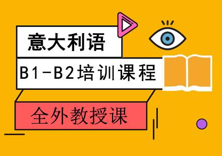 重慶意大利語培訓-意大利語B1-B2培訓課程