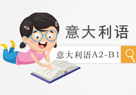 重慶意大利語培訓-意大利語A2-B1培訓課程