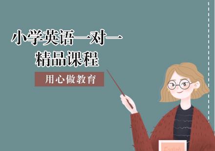 天津小學輔導培訓-小學英語一對一精品課程