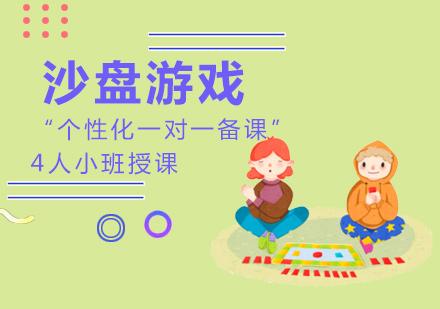 福州沙盤訓練培訓-沙盤游戲課程
