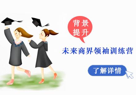 重慶國際留學培訓-未來商界領袖訓練營