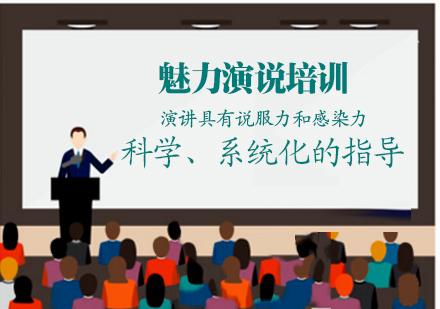天津口才培訓-魅力演說培訓課程