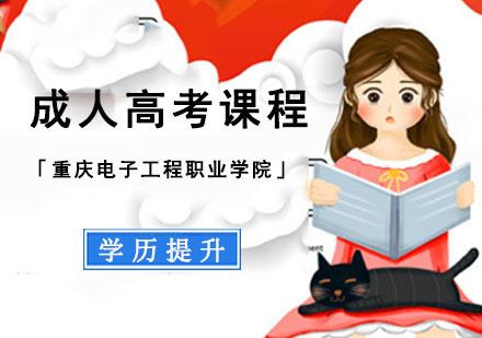 重慶盛世明德教育_成人高考課程「重慶電子工程職業學院」