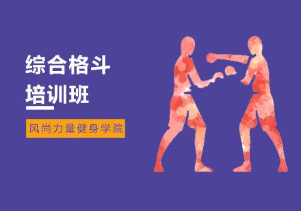 北京健身教練培訓-綜合格斗培訓
