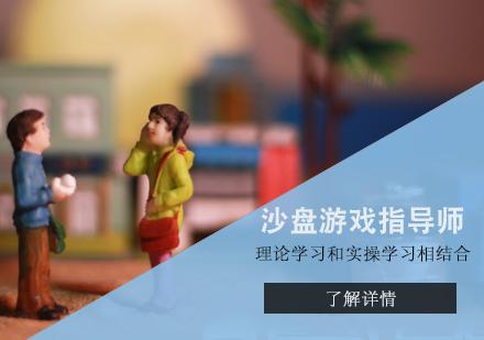 天津心理咨詢師培訓-沙盤游戲指導師培訓班