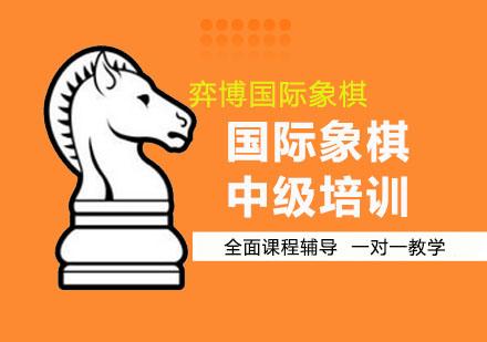 广州棋牌类培训-国际象棋中级培训