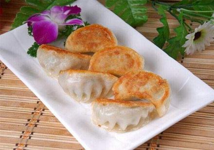 广州早点小吃培训-煎饺培训课程