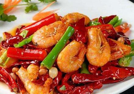 广州厨师培训-香辣虾培训课程