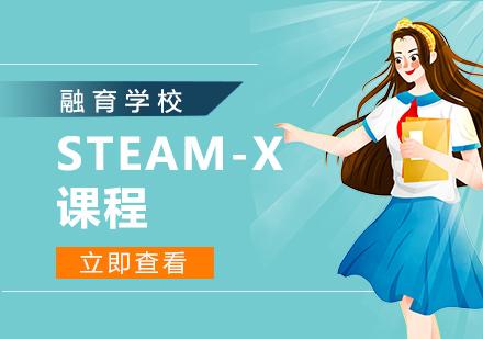 上海美國留學培訓-STEAM-X課程