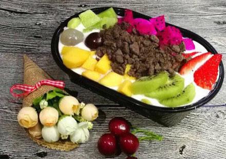 广州西点饮品培训-水果捞培训课程