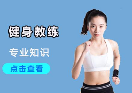 健身教練專業知識介紹