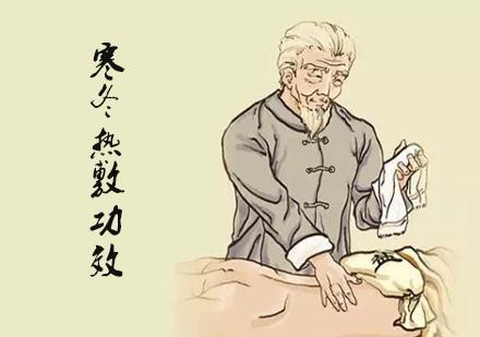 【養生知識分享】-寒冬熱敷功效-天津中醫養生培訓機構