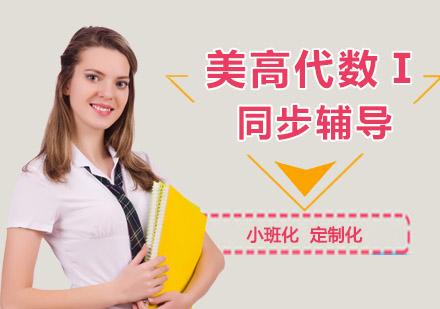 重慶美國高中課程培訓-美高代數Ⅰ同步輔導班