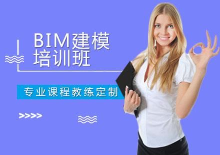BIM建模培训班