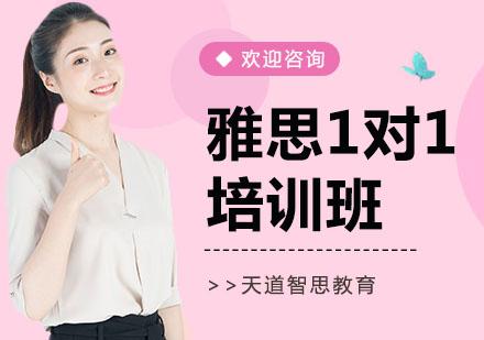 上海雅思培訓-雅思1對1培訓班