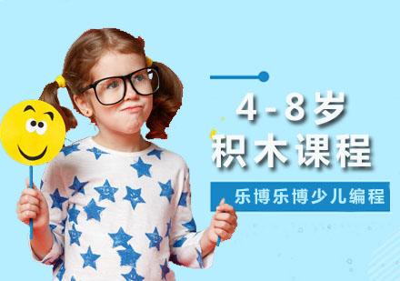 广州电脑IT培训-4-8岁积木课程