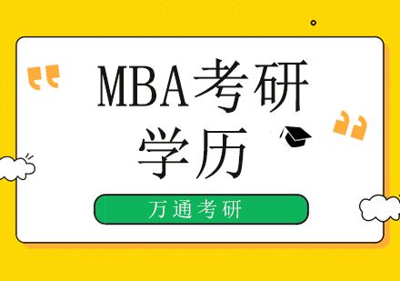 北京同等學力考生可以考MBA嗎,需要滿足什么條件?